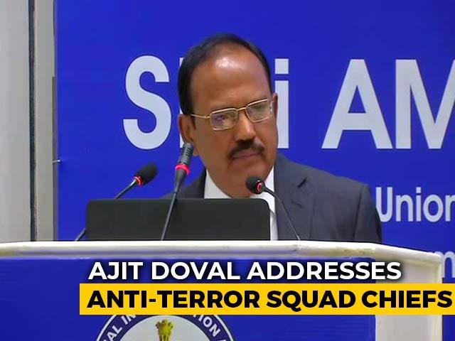 "Video : ""Biggest Pressure"" On Pak From Anti-Terror Watchdog FATF: Ajit Doval"