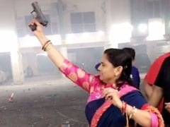 UP Businessman, Wife Fire In Air On Diwali, Cops Investigate