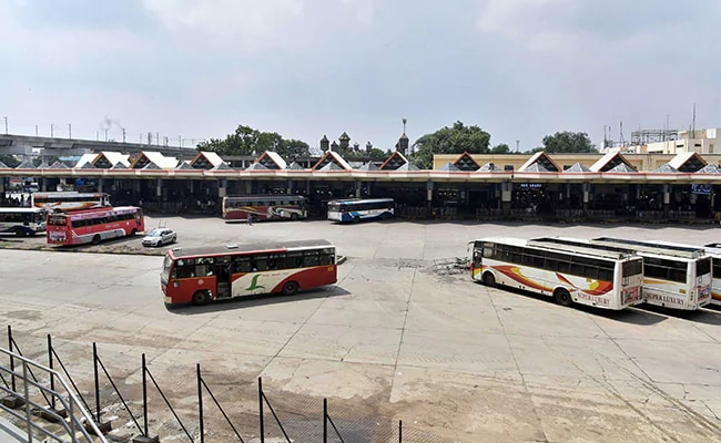 Section 144 Imposed In Hyderabad Ahead Of Strike Call By Transport Staff