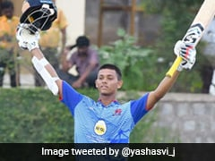 Yashasvi Jaiswal Named In India B Squad For Deodhar Trophy