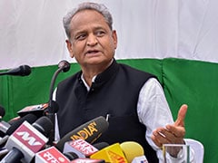 "Ashok Gehlot Requests PM Modi To Declare ""Locust Attack"" National Disaster"