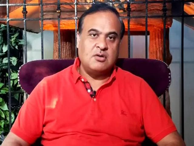 Video : Assam Is Open Defecation Free: Himanta Biswa Sarma At NDTV's Swasthagraha Campaign