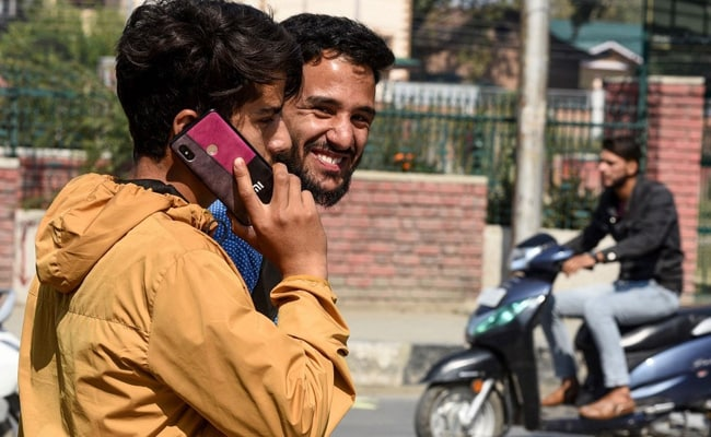 4G Web Being Restored In Whole Jammu And Kashmir After 18 Months