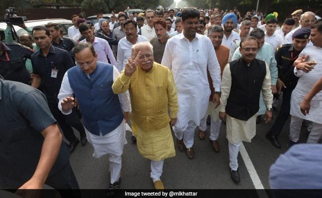 Maharshtra, Haryana Election Results 2019 Highlights: ML Khattar, Dushyant Chautala To Take Oath Today, Shiv Sena Plays Hardball