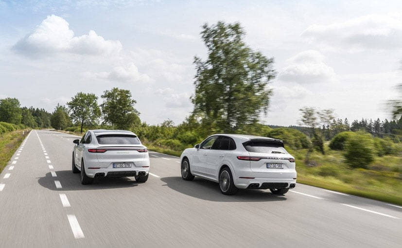 The Cayenne and Macan continue to drive the sales for the company