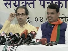 Shiv Sena's Taunt At BJP Turns Into War Of Words With Dushyant Chautala