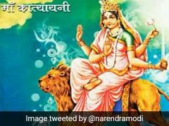 Chaitra Navratri 2020: इस तरह करें मां कात्यायनी की पूजा, जानिए भोग, मंत्र और आरती