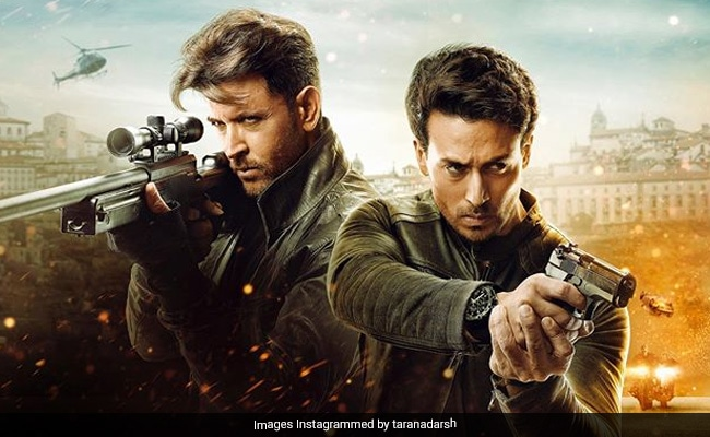 War Box Office Collection Day 1: Hrithik Roshan And Tiger Shroff's Film Demolishes Aamir Khan's Thugs Of Hindostan Opening Day Record