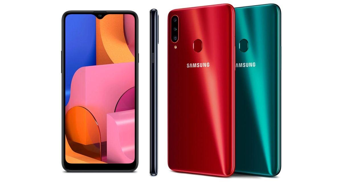 Samsung Galaxy A20s भारत में लॉन्च, जानें कीमत और स्पेसिफिकेशन