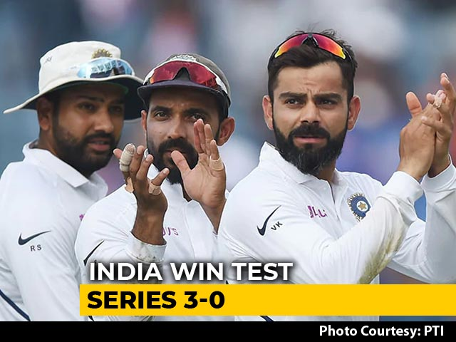 Video : India Thrash South Africa In 3rd Test To Clean Sweep 3-Match Series