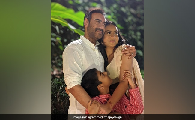 Diwali 2019: Inside Kajol, Ajay Devgn's U Me Aur Hum Celebrations With Kids Nysa And Yug