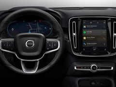 Volvo XC40 Electric To Get All-New Infotainment System With Built-In Android OS
