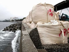 Japan's Capital Braces For One Of The Worst Typhoons In 60 years