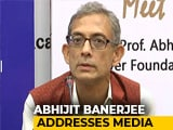 "Video : ""Large Part Of My Work In India About Bettering Quality Of Education"": Abhijit Banerjee"