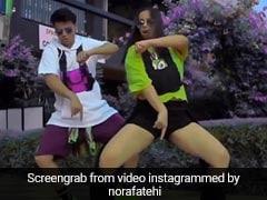 Nora Fatehi Dance Video: नोरा फतेही के सॉन्ग पर इन दो डांसरों ने किया ऐसा डांस, दिलबर गर्ल भी हुईं हैरान...देखें Video