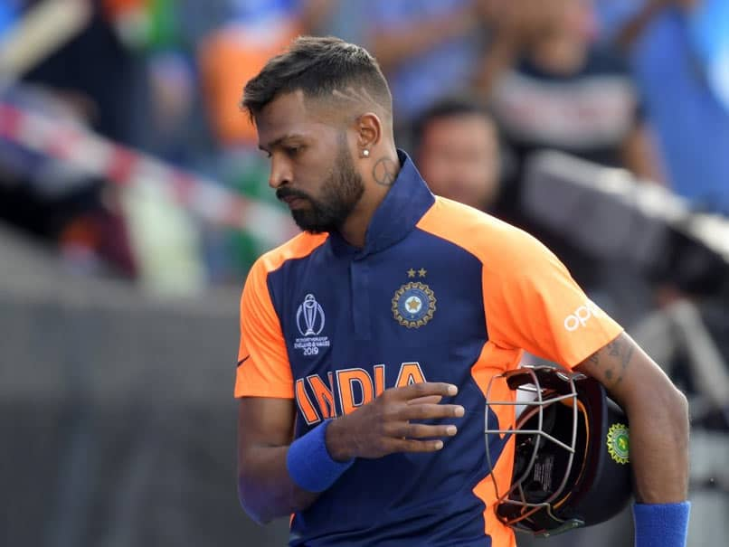 Hardik Pandya Out Of New Zealand Tour After Failing Bowling Workload Test: Report