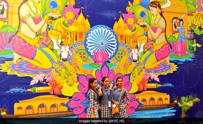 'Ek Bharat, Shrestha Bharat': Kendriya Vidyalaya Sangathan Begins 4-Day Cultural Festival