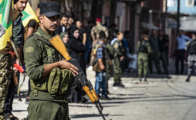 8 Civilians Among 11 Dead In Turkey's Military Operation In Syria: Report