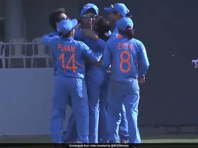 India Women vs South Africa Women: India Women Win Low-Scoring Thriller To Complete Whitewash Against South Africa