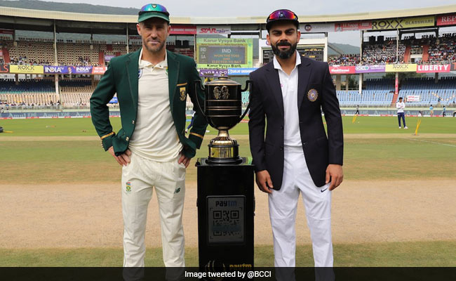 India vs South Africa: India Won The Toss And Chose To Bat