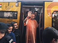 "After Tejas Express, Yogi Adityanath Wants ""Semi-Bullet Trains"" In UP"