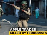 Video : Apple Trader From Punjab Shot Dead By Terrorists In J&K