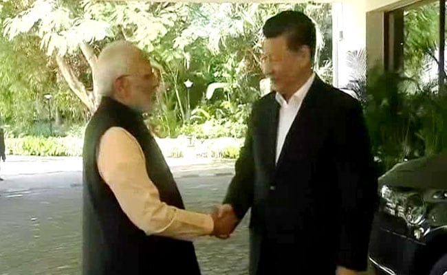 "PM Modi-Xi Jinping Meet Live Updates: In Tweets, PM's ""Special Thanks"" For Tamil Nadu"