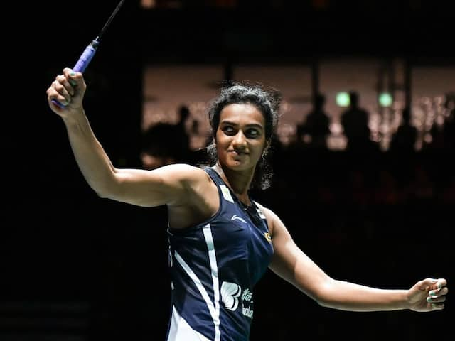 Denmark Open: PV Sindhu Beats Indonesias Gregoria Mariska To Enter Second Round
