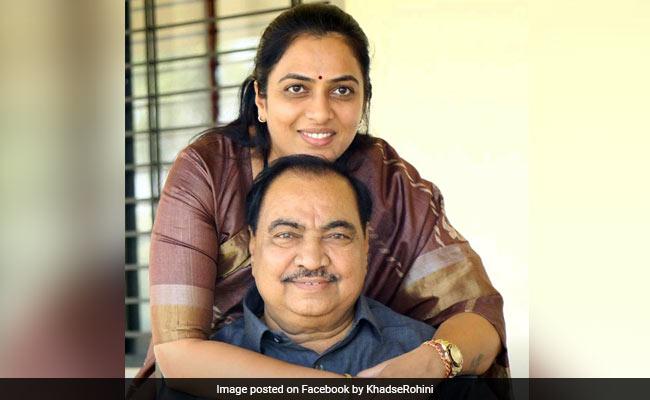 Eknath Khadse's Decision To Quit BJP Tough, But Unavoidable: Daughter