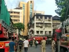 8 Rescued, 2 Admitted To Hospital As Fire Breaks Out At Mumbai Apartment