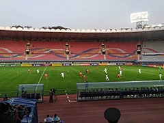 No Goals, No Fans, No TV: Koreas Draw In Blacked-Out World Cup Qualifier