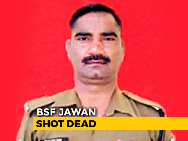 Video : BSF Soldier Killed In Firing By Bangladesh Guards At Bengal Border