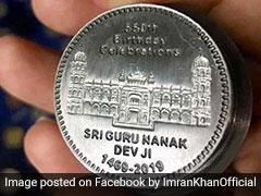 Pakistan Issues Commemorative Coin To Mark Guru Nanak's 550th Birth Anniversary