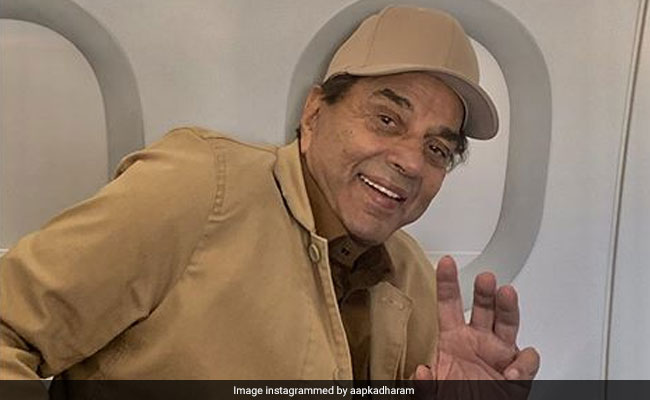 Dharmendra After Dengue Scare: 'I'm Hale And Hearty'