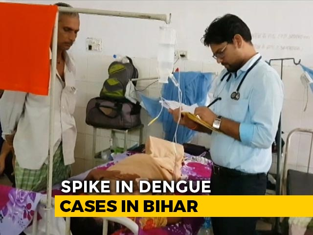 Video : Dengue Cases Rise To 775 As Rainwater Yet To Recede From Parts Of Bihar