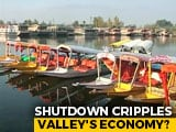 Video : Rs. 10,000 Crore Loss In Jammu and Kashmir Since August, Says Trade Body