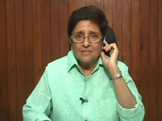 Video : Sanitation Not Just About Building Toilets: Kiren Bedi On NDTV's Swasthagraha Campaign