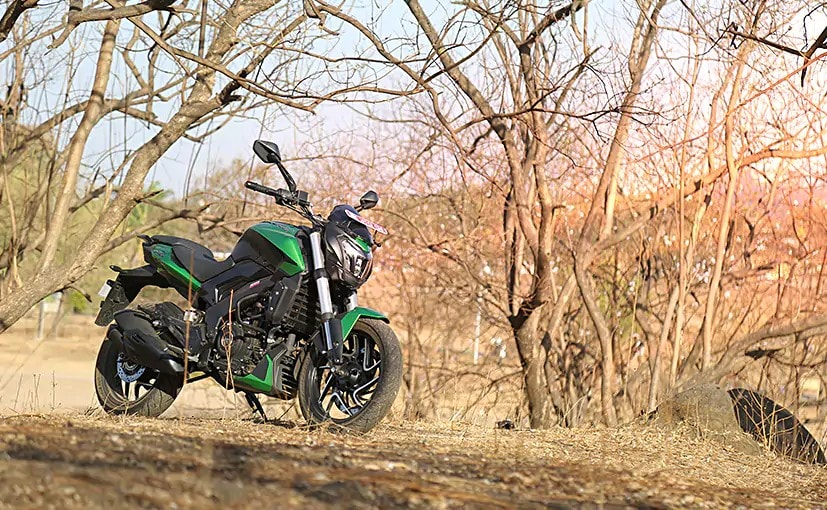 The Bajaj Dominar gets maximum benefits and savings as part of the festive offers