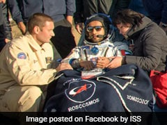 First Emirati Astronaut Returns Home After 8-Day Space Journey