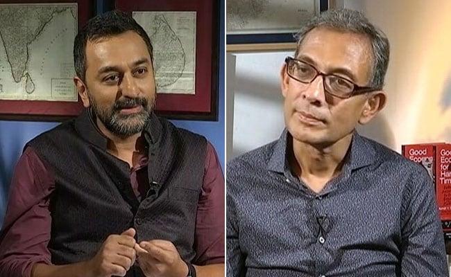नोबेल विजेता अभिजीत बनर्जी ने NDTV से कहा- पक्षपात की बात नहीं, मैंने BJP सरकारों के साथ भी काम किया