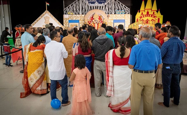 'Azaan' At Kolkata Durga Puja Pandal Triggers Controversy