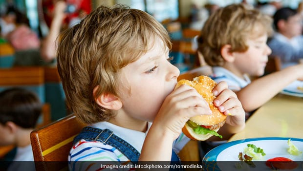 Food Joints Located Near Residence, School May Influence Eating Habits Of Children: Study