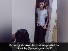 TikTok Top 5: टिकटॉक पर इस तरह का वीडियो बना रही थी बहन, भाई ने समझ लिया भूत, देखिए वीडियो