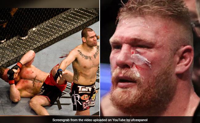 WWE में इस फाइटर को देख कांप गए ब्रॉक लेसनर, UFC में पीट-पीटकर निकाला था खून... देखें VIDEO