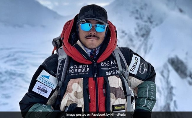Nepal Mountaineer Claims Record For Climbing World's 14 Highest Peaks