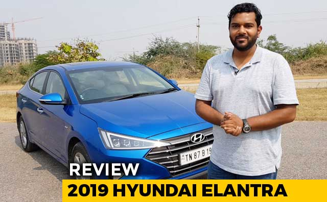 Video : 2019 Hyundai Elantra Facelift Review