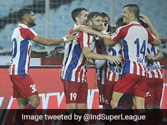 ISL: ATK Thrash Hyderabad FC With Dominating Performance At Home