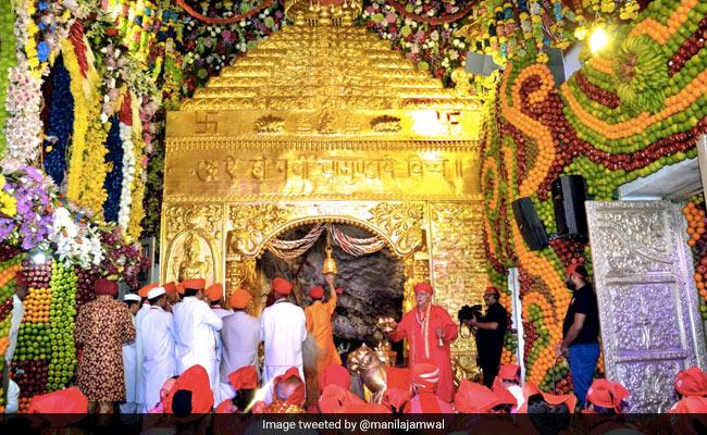 इस साल केवल नवरात्र में 3.64 लाख श्रद्धालुओं ने किए वैष्णो देवी के दर्शन