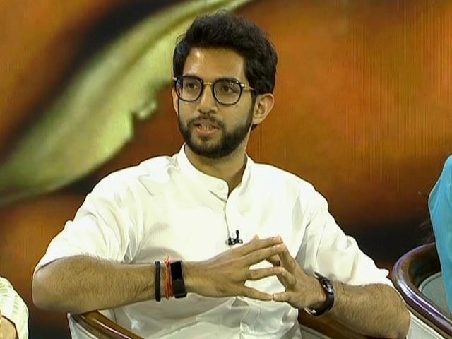 Video : Aditya Thackeray Pledges Rs 2 Lakh For NDTV's 'Banega Swasth India' Campaign