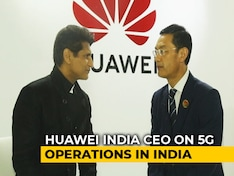 Huawei Confident About Its 5G Journey In India